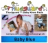 (OUT OF STOCK) Thudguard™ Baby Knee Pads (blue)