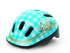 ELEPHANT BLUE BABY CYCLE HELMET XXS